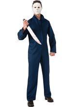 Picture of Michael Myers Adult Mens Costume