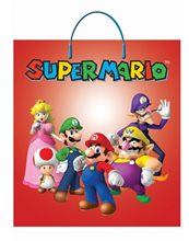 Picture of Mario Brothers Group Treat Bag