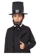 Picture of Honest Abe Child Beard