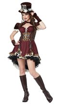 Picture of Steampunk Girl Adult Womens Costume