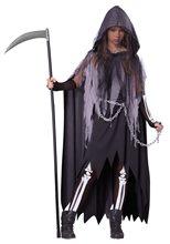 Picture of Miss Reaper Tween Costume