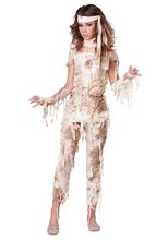 Picture of Mysterious Mummy Tween Costume