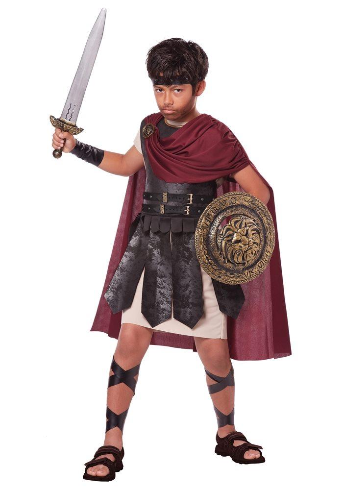 Picture of Spartan Warrior Child Costume