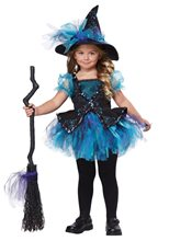 Picture of Darling Little Witch Toddler Costume