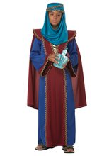 Picture of Three Wise Men Balthasar of Arabia Child Costume