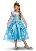 Picture of Elsa Deluxe Tween Costume