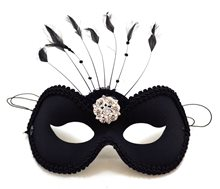 Picture of Rhinestoned Mask