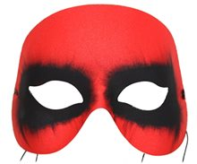 Picture of Red Diablo Dark Eyed Mask