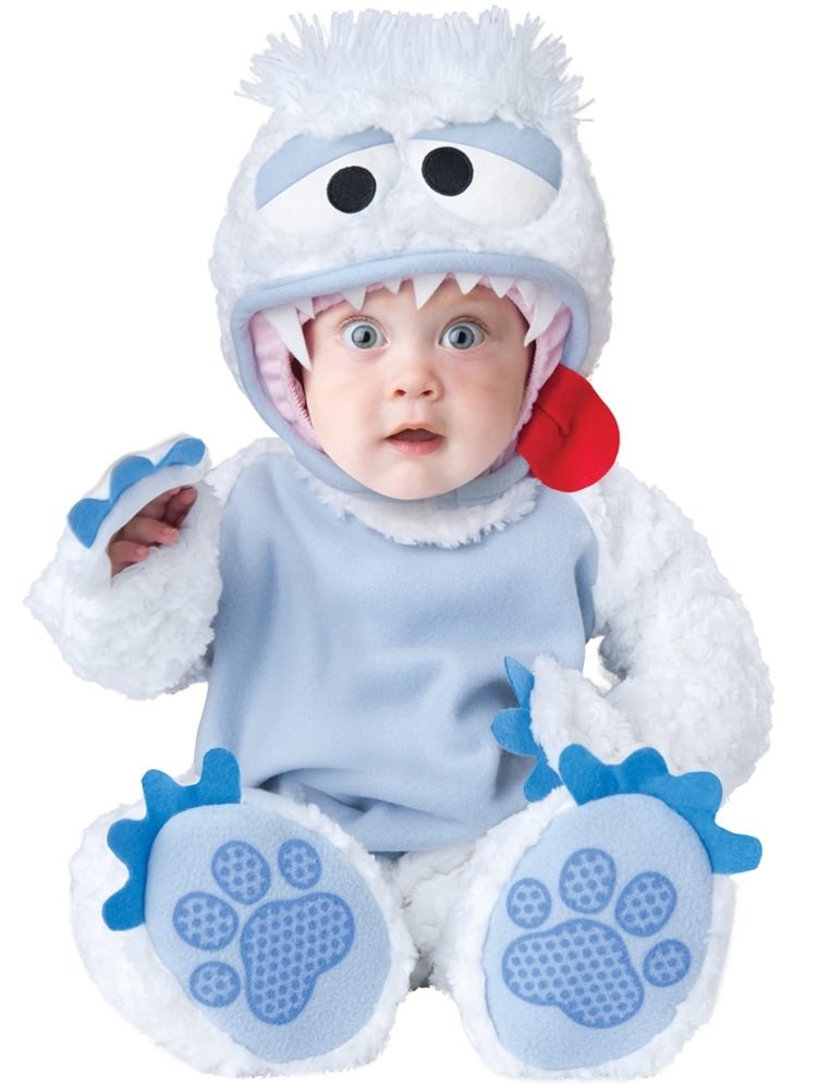 Picture of Abominable Snowbaby Infant Costume