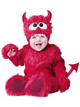 Picture of Lil' Devil Infant Costume