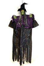 Picture of Witch Face Light-Up Prop
