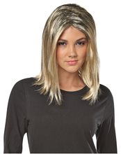 Picture of Womens Prison Jailhouse Blonde Wig