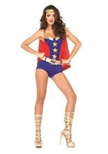 Picture of Comic Book Girl Adult Womens Costume