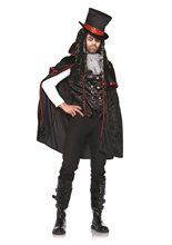 Picture of Classic Victorian Vampire Adult Mens Costume