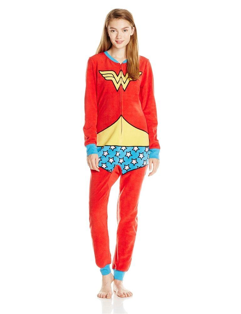 Picture of Wonder Woman Juniors Onesie