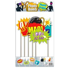 Picture of Photo Bomb Photo Prop Set