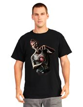 Picture of Beating Heart Zombie Digital Adult T-Shirt