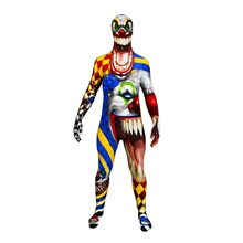 Picture of The Clown Morphsuit Adult Unisex Costume
