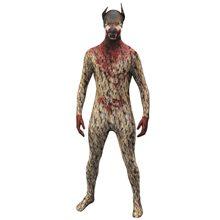 Picture of Werewolf Morphsuit Adult Unisex Costume
