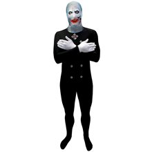 Picture of Scary Dracula Morphsuit Adult Unisex Costume