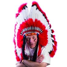 Picture of Cochise Indian Headdress