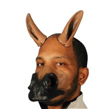 Picture of Anime Latex Horse Nose & Ears Set
