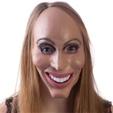 Picture of Eradicate & Smile Latex Mask