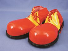 Picture of Rubber Clown Shoes (More Colors)