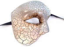 Picture of Venetian Phantom Half Mask