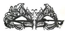 Picture of Brocade Lace Eye Mask (More Colors)