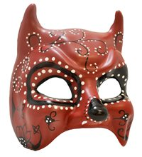 Picture of Day of the Dead Devil Mask