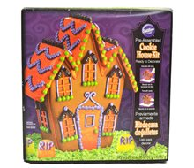 Picture of Halloween Cookie House Kit