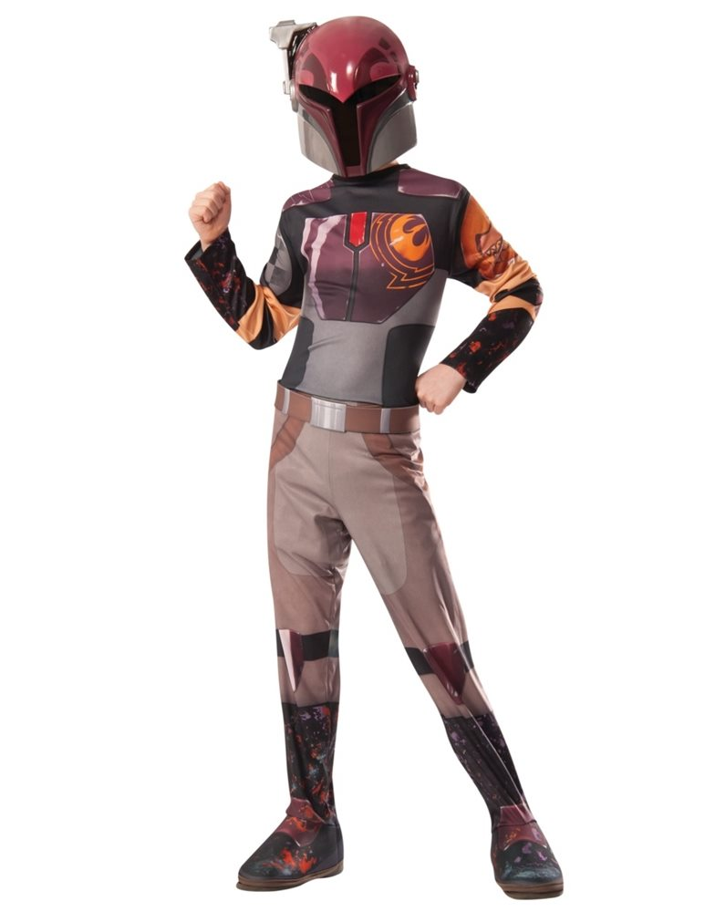 Picture of Star Wars Rebels Sabine Child Costume