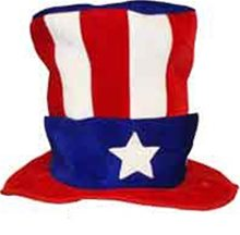 Picture of Patriotic USA Hat