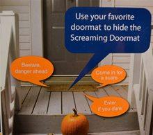 Picture of Screaming Doormat