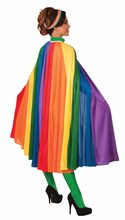 Picture of Rainbow Fantasy Unisex Cape