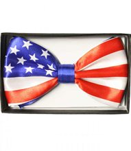 Picture of USA Flag Bow Tie