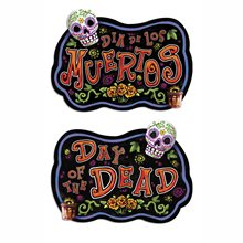 Picture of Day of the Dead Sign