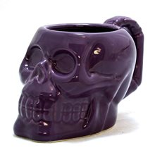 Picture of Skull Mug (More Colors)