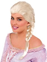 Picture of Blonde Princess Adult Wig