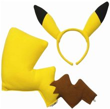 Picture of Pikachu Ears & Tail Kit