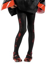 Picture of Blood Splatter Child Stockings