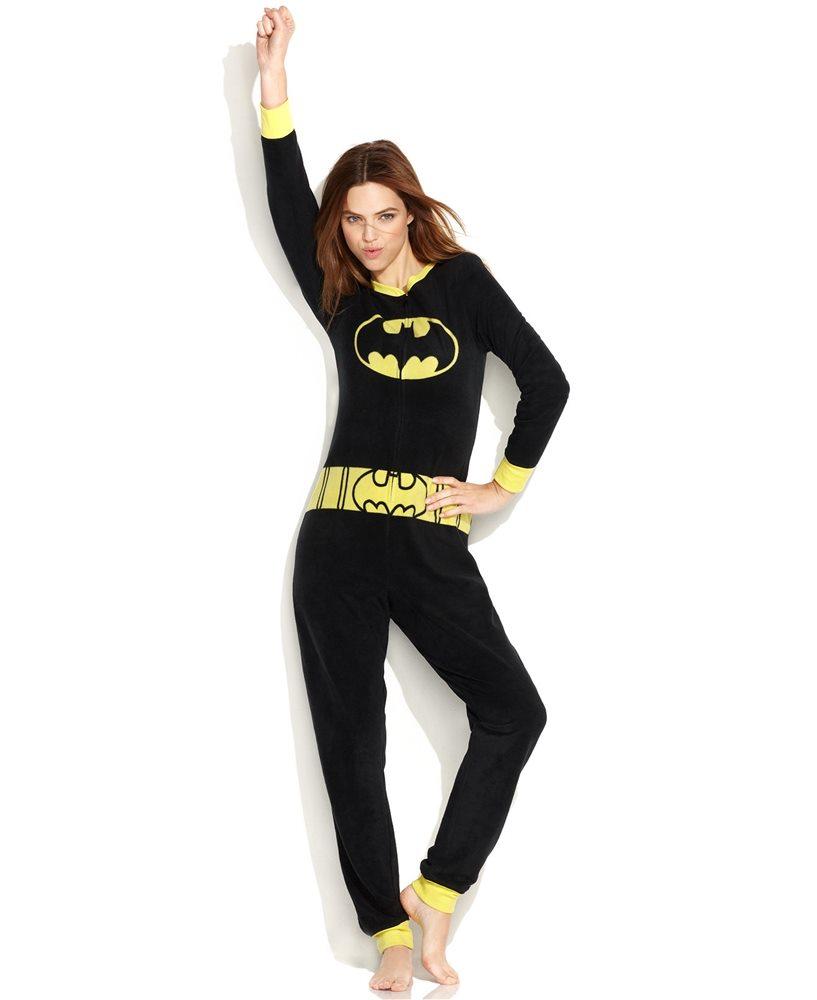 Picture of Batgirl Juniors Onesie
