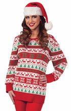 Picture of Winter Wonderland Adult Sweater