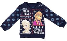 Picture of Disney Frozen Sisters Fleece Toddler Sweater