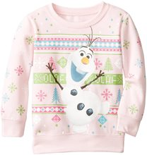 Picture of Disney Frozen Olaf Fleece Toddler Sweater