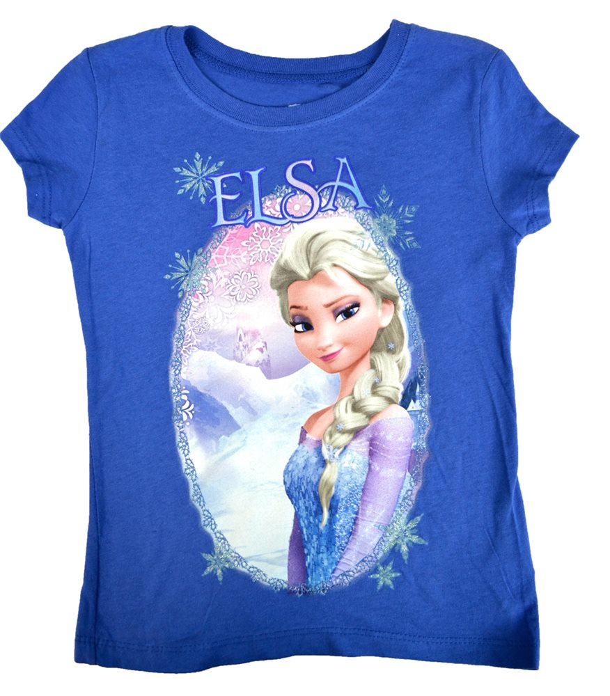 Picture of Disney Frozen Elsa Child T-Shirt