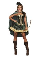 Picture of Robin Hood Cutie Adult Womens Costume