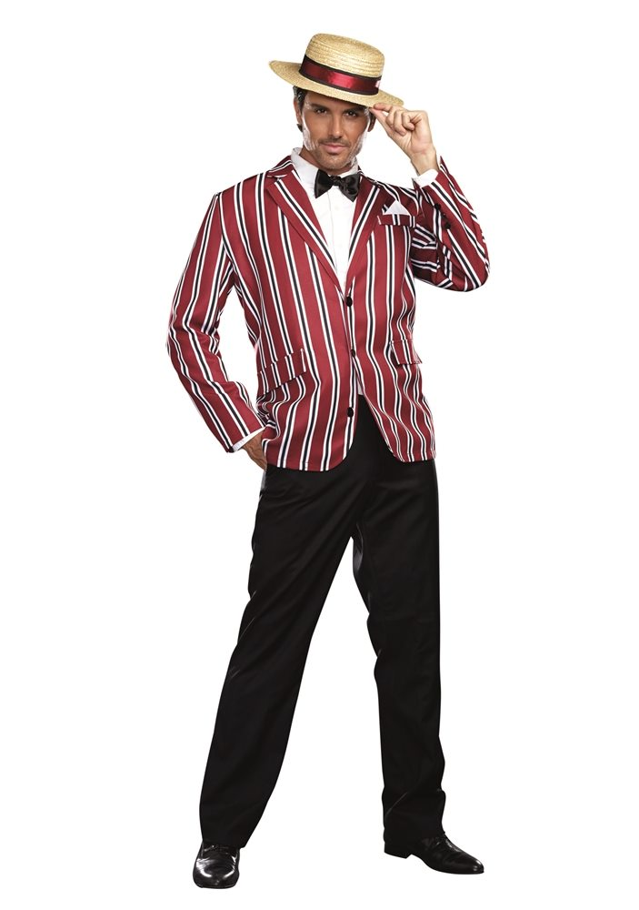 Picture of 1920s Good Times Charlie Adult Mens Costume