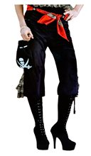 Picture of Velvet Pirate Adult Womens Pants